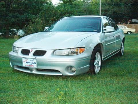 2003 Pontiac Grand Prix for sale in Columbia, MO