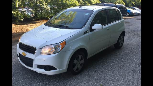 2010 Chevrolet Aveo Aveo5 Lt 4dr Hatchback W1lt In Columbia Mo