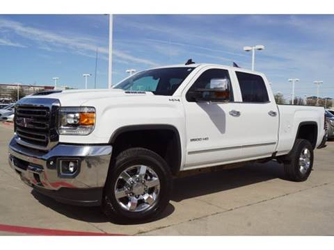 2018 GMC Sierra 2500HD for sale in Arlington, TX
