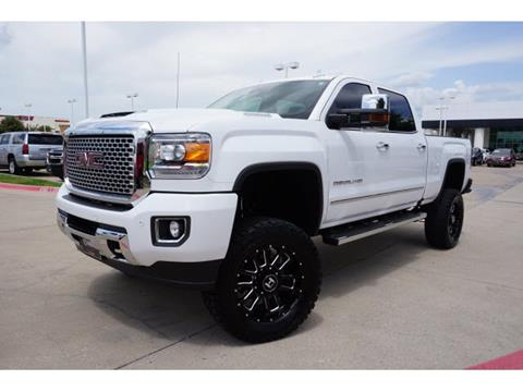 2017 GMC Sierra 2500HD for sale in Arlington, TX