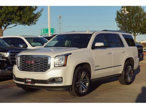 2020 GMC Yukon for sale in Arlington, TX