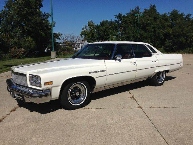 1976 Buick Electra for sale at Action Auto Wholesale in Painesville OH