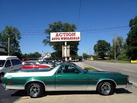1978 Ford Ranchero for sale at Action Auto Wholesale in Painesville OH