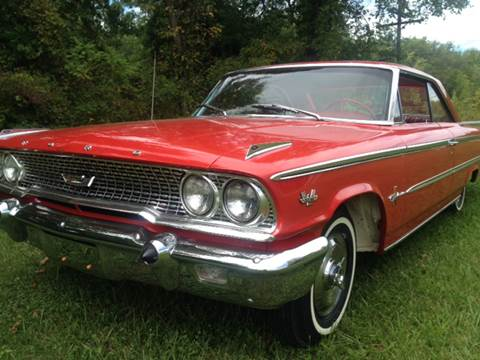 1963 Ford Galaxie 500 Xl for sale at Action Auto Wholesale in Painesville OH