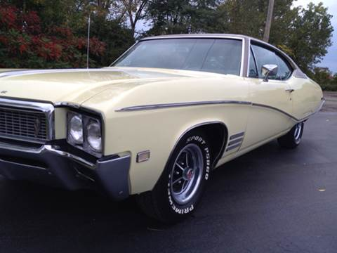 1968 Buick Skylark for sale at Action Auto Wholesale in Painesville OH