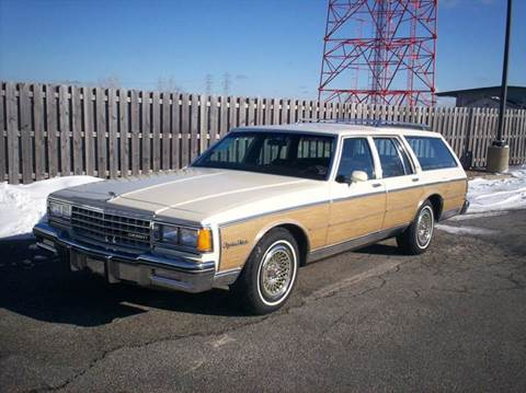 1984 Chevrolet Caprice for sale at Action Auto Wholesale - 30521 Euclid Ave. in Willowick OH