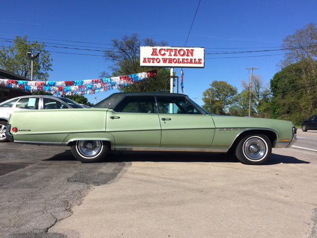 1970 Buick Electra for sale at Action Auto Wholesale in Painesville OH