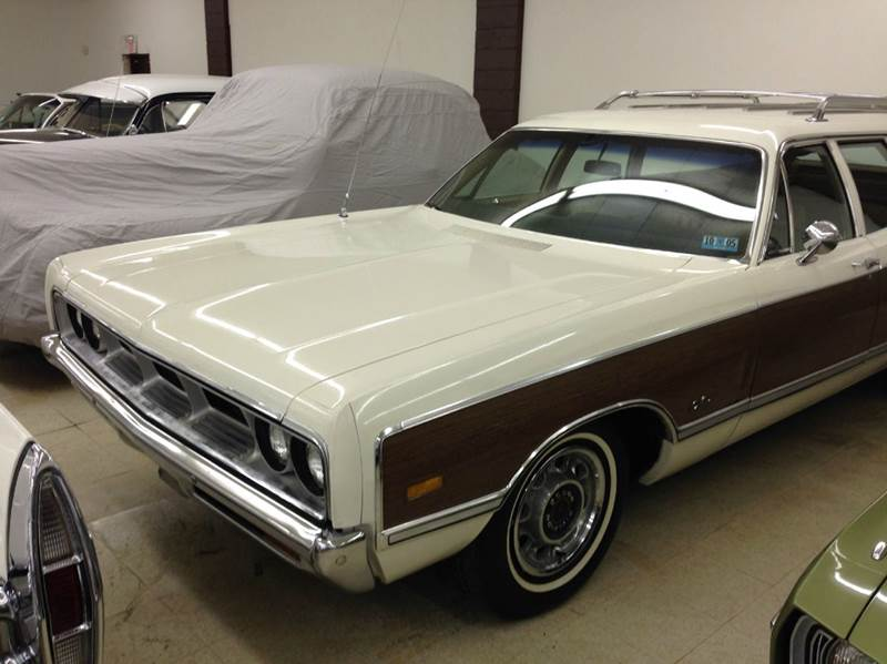 1969 Dodge Monaco for sale at Action Auto Wholesale - 30521 Euclid Ave. in Willowick OH