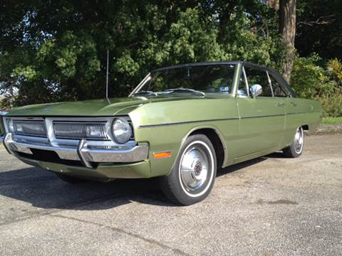 1970 Dodge Dart for sale at Action Auto Wholesale in Painesville OH
