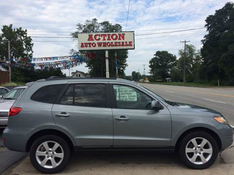 2007 Hyundai Santa Fe for sale in Painesville, OH