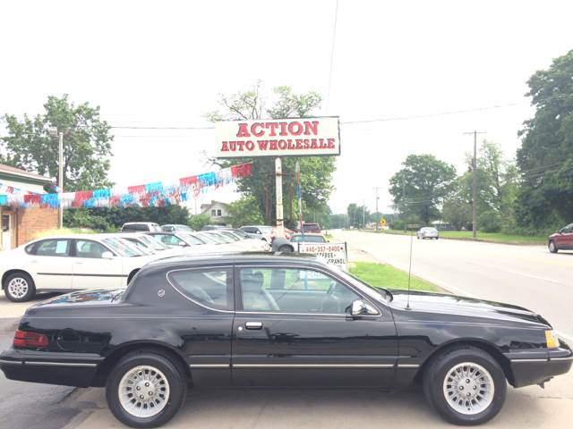1987 Mercury Cougar for sale at Action Auto Wholesale in Painesville OH