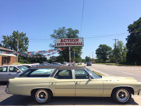 1972 Buick Estate Wagon for sale in Painesville, OH