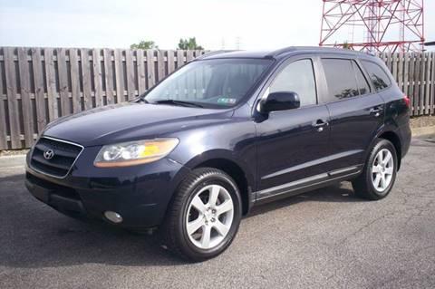 2008 Hyundai Santa Fe for sale in Willowick, OH