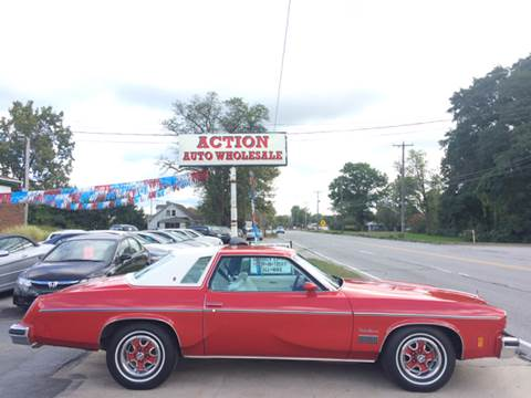 1975 Oldsmobile Cutlass Supreme for sale in Painesville, OH