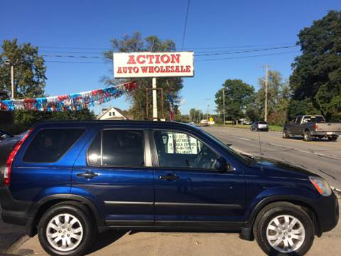 2005 Honda CR-V for sale in Painesville, OH