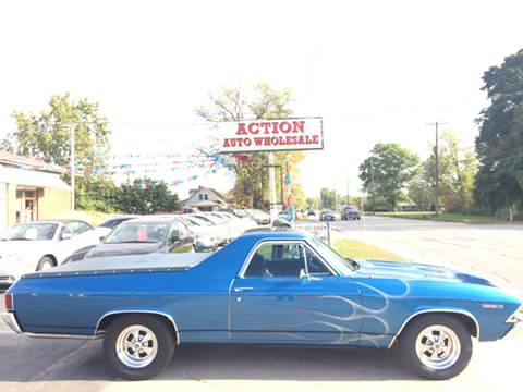 1969 Chevrolet El Camino for sale in Willowick, OH