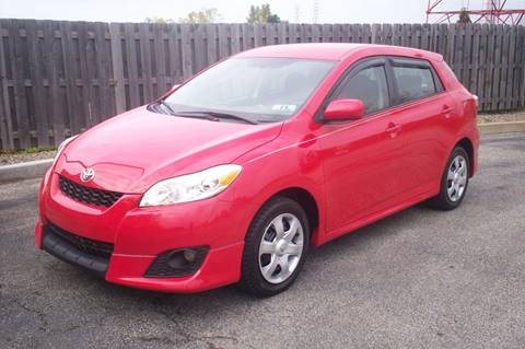 2010 Toyota Matrix for sale in Willowick, OH