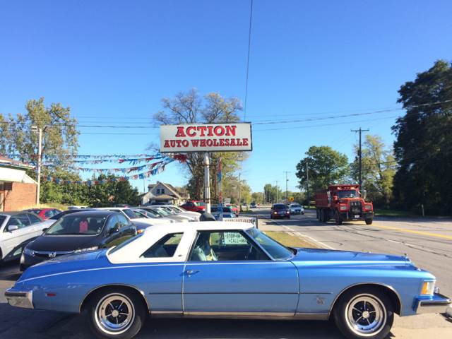1974 Buick Riviera for sale at Action Auto Wholesale in Painesville OH