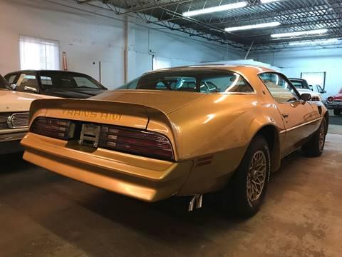1978 Pontiac Firebird Trans Am