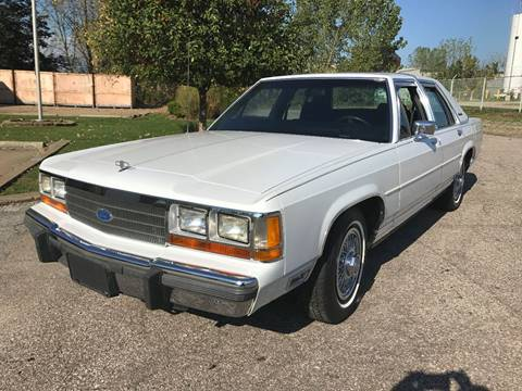 1988 Ford LTD Crown Victoria for sale in Willowick, OH