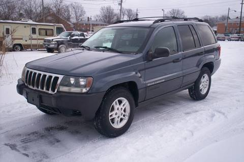 2003 jeep grand cherokee for sale in ohio. Black Bedroom Furniture Sets. Home Design Ideas