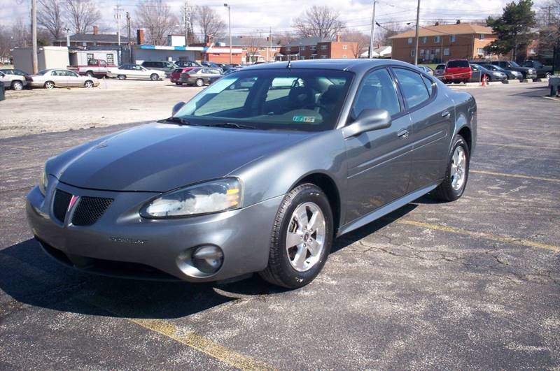 2005 pontiac grand prix gt in painesville oh action auto wholesale. Black Bedroom Furniture Sets. Home Design Ideas