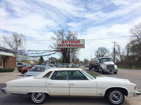 1975 Pontiac Grand Ville for sale in Painesville, OH