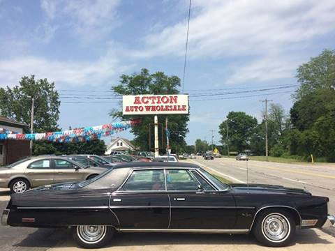 1976 Chrysler New Yorker for sale at Action Auto Wholesale in Painesville OH