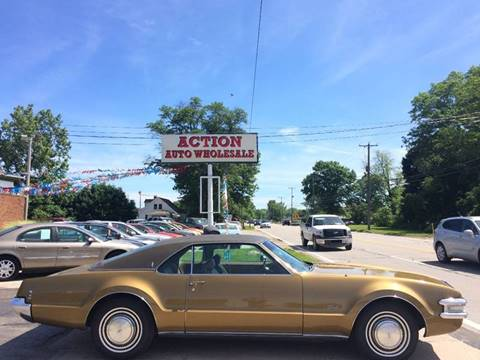 1969 Oldsmobile Toronado for sale in Painesville, OH