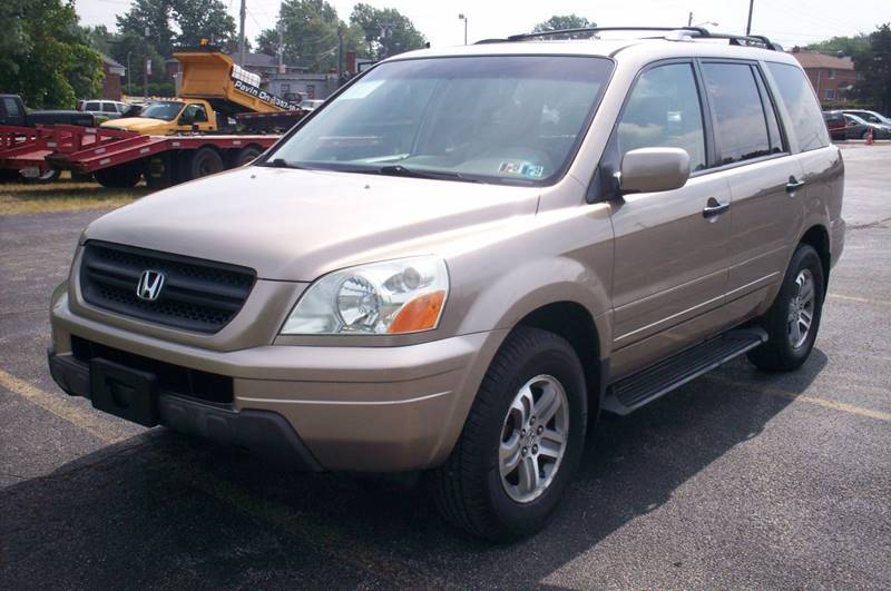 2005 Honda Pilot For Sale At Action Auto Wholesale   30521 Euclid Ave. In  Willowick