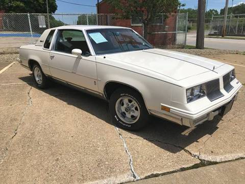 1986 Oldsmobile Cutlass Supreme for sale in Painesville, OH