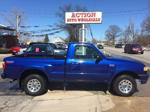 2004 Mazda B-Series Truck for sale in Painesville, OH