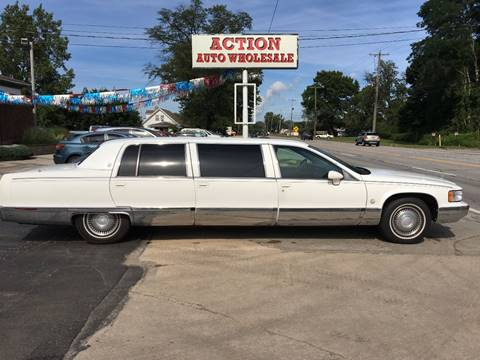 1994 Cadillac Fleetwood for sale in Painesville, OH