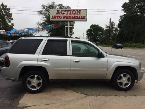 2008 Chevrolet TrailBlazer for sale in Painesville, OH