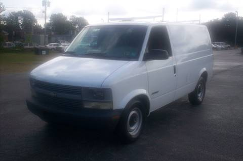 2000 Chevrolet Astro Cargo for sale in Willowick, OH