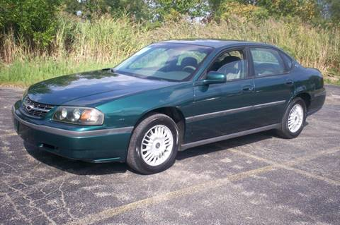 2000 Chevrolet Impala for sale in Willowick, OH
