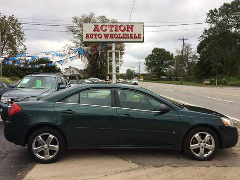 2007 Pontiac G6 for sale in Painesville, OH