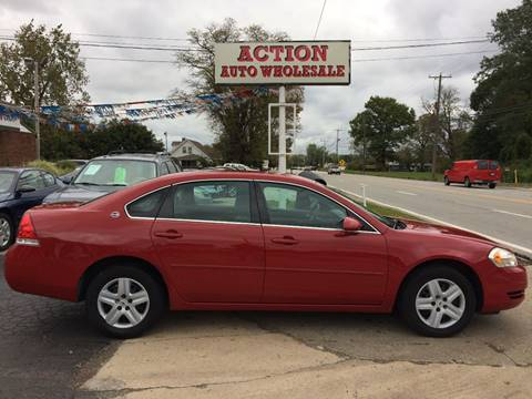 2007 Chevrolet Impala for sale in Painesville, OH