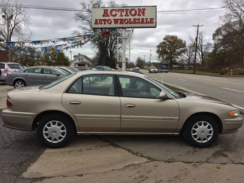 2002 Buick Century Custom for sale at Action Auto Wholesale in Painesville OH