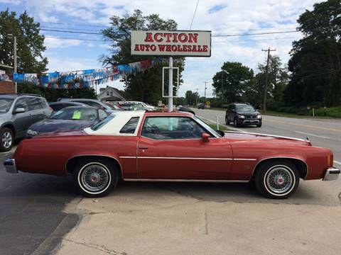 1977 Pontiac Grand Prix for sale in Painesville, OH