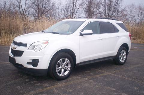 2012 Chevrolet Equinox LT for sale at Action Auto Wholesale - 30521 Euclid Ave. in Willowick OH