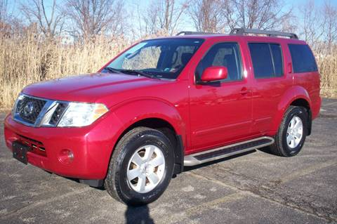 2010 Nissan Pathfinder SE for sale at Action Auto Wholesale - 30521 Euclid Ave. in Willowick OH