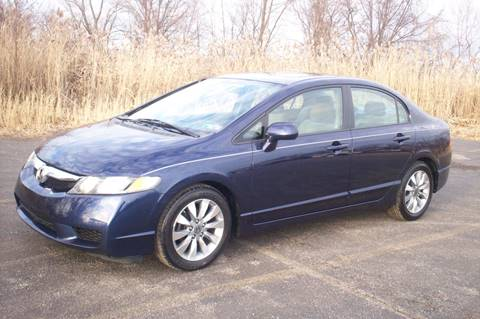 2009 Honda Civic EX for sale at Action Auto Wholesale - 30521 Euclid Ave. in Willowick OH