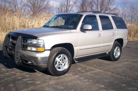 2006 Chevrolet Tahoe LT for sale at Action Auto Wholesale - 30521 Euclid Ave. in Willowick OH