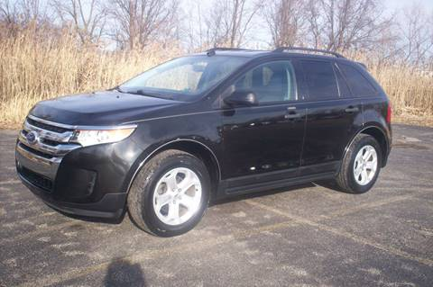 2013 Ford Edge SE for sale at Action Auto Wholesale - 30521 Euclid Ave. in Willowick OH