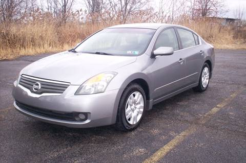 2009 Nissan Altima 2.5 S for sale at Action Auto Wholesale - 30521 Euclid Ave. in Willowick OH