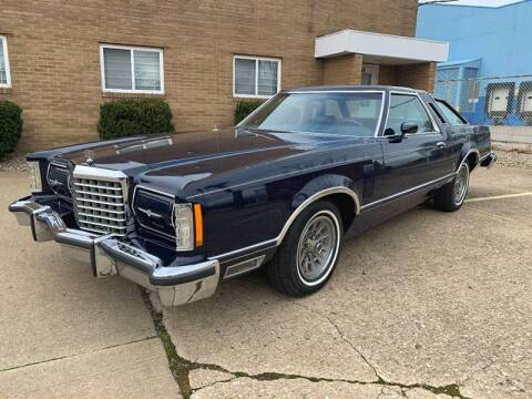 1978 Thunderbird large sales catalog new from dealer