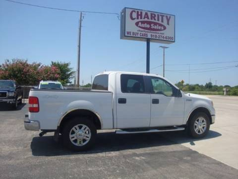 2008 Ford F-150 for sale in Owasso, OK