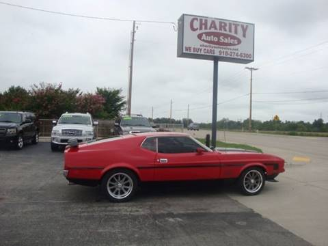 1971 Ford Mustang for sale in Owasso, OK