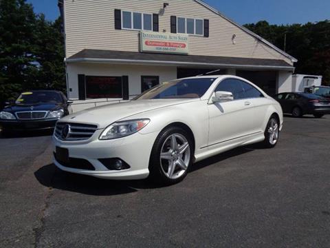 2010 Mercedes-Benz CL-Class for sale in Bridgewater, MA